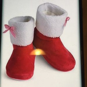 American girl slippers